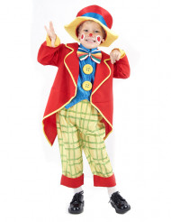 Travestimento clown per bambino