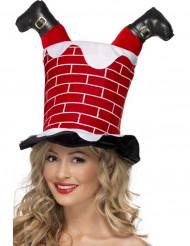 Cappello di Natale umoristico per adulto