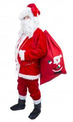 Costume Babbo Natale per adulto