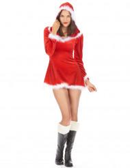 Costume Mamma Natale molto sexy per donna