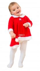 Costume Mamma Natale per neonata