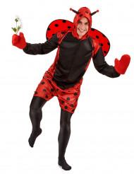 Costume coccinella per adulto