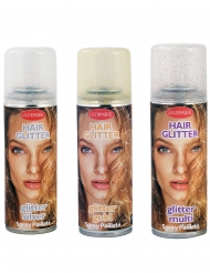Spray per capelli con brillantini