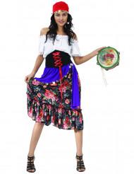 Costume da bohemienne da donna