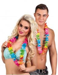 25 collane multicolor Hawaii