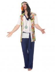 Costume hippie per uomo