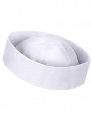 Cappello bianco da marinaio
