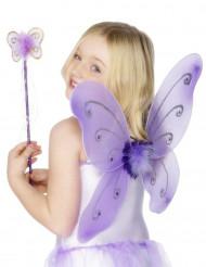 Accessori costume farfalla bambina
