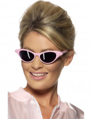 Occhiali rosa confetto da adulto
