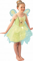 Costume da bambina Campanellino Disney