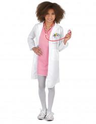 Costume da dottoressa per bambina