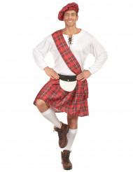 Costume scozzese per adulto