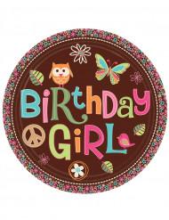 8 Piatti Birthday girl