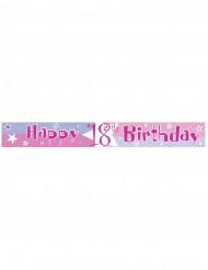 Banner di compleanno con età