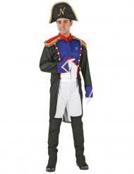 Costume da imperatore francese per adulto