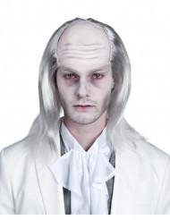 Parrucca bianca da zombie per adulto