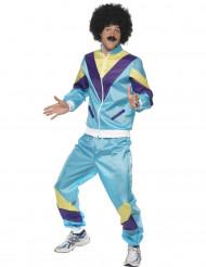 Costume tuta anni '80 per adulti