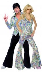 Costume di coppia disco