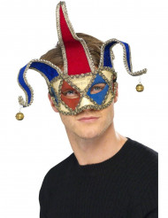 Maschera tipica carnevale di Venezia