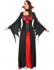 Costume da vampiro per donna Halloween
