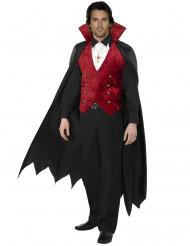 Travestimento per uomo da vampiro