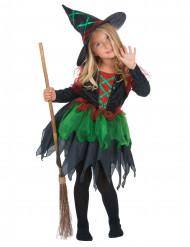 Costume da strega dei boschi per ragazza