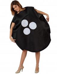 Costume da palla da bowling per adulto