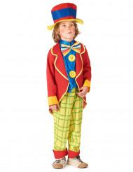 Costume da clown divertente per bambino