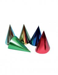 10 cappelli da festa colorati