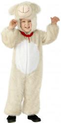 Costume per bambino da pecorella