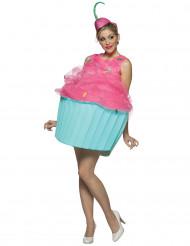 Costume da cupcake per donna