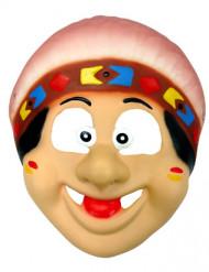 Maschera da indiano per bambino