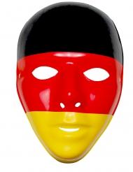 Maschera con bandiera Germania