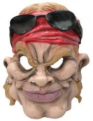 Maschera da rocker per adulto