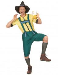 Costume bavarese adulto