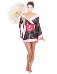 Costume corto da geisha per donna