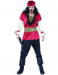Costume da pirata uomo