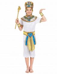 Costume da egiziano per ragazzo