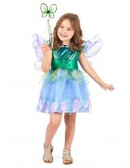 Costume da fatina con ali per bambina