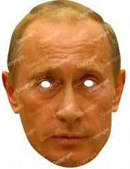 Maschera di carta di Vladimir Putin