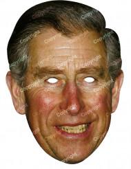 Maschera di cartone Principe Carlo