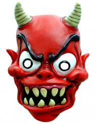 Maschera da diavolo per adulto