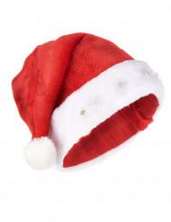 Cappello Babbo Natale luminoso
