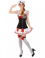 Costume da marinaio per donna