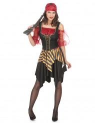 Costume pirata da donna