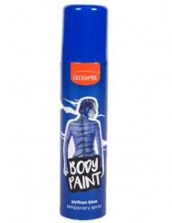 Spray per corpo e capelli blu
