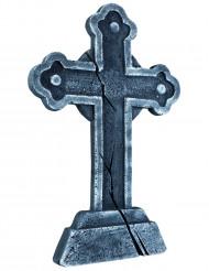 Decorazione lapide a forma di croce