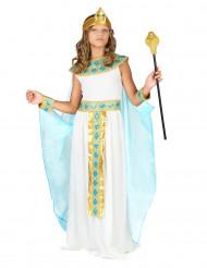 Costume per bambina da regina egiziana