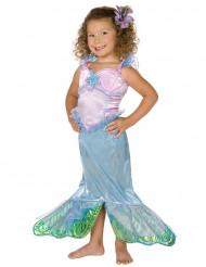 Costume sirenetta per bambina