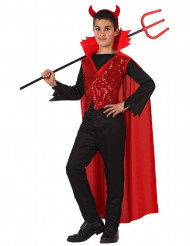 Costume diavolo ragazzo